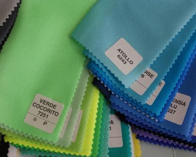 Odzieżowe materiały